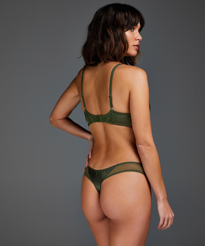 Hannako thong, Green, main