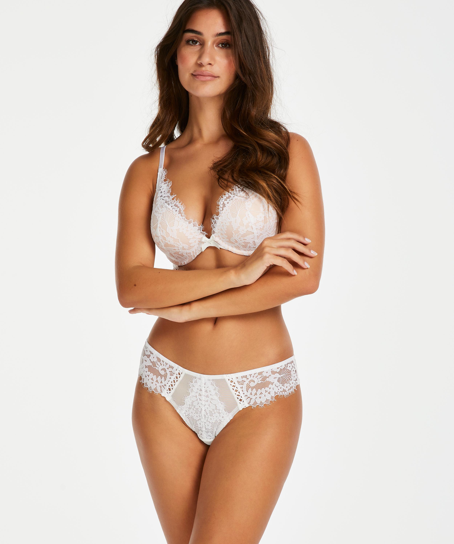 Leyla Brazilian, White, main