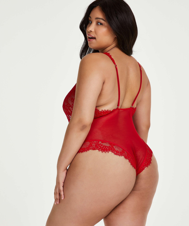 Alanis body, Red, main