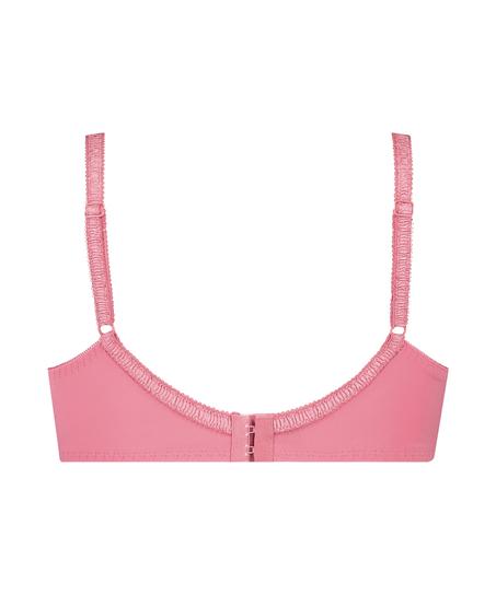 Diva Non-Padded Underwired Bra, Pink