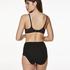 Superslip Lace Maxi cotton, Black
