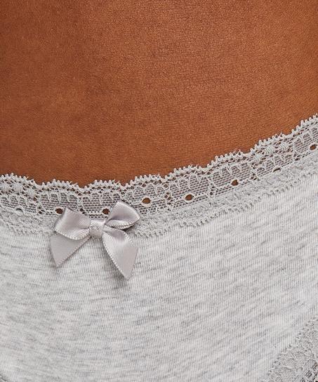 Brazilian cotton, Grey