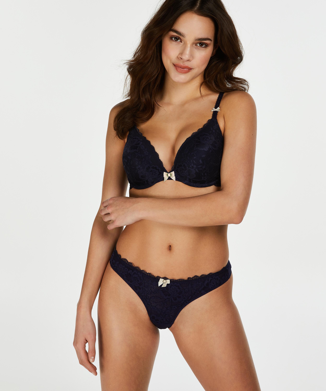Maya Thong, Blue, main